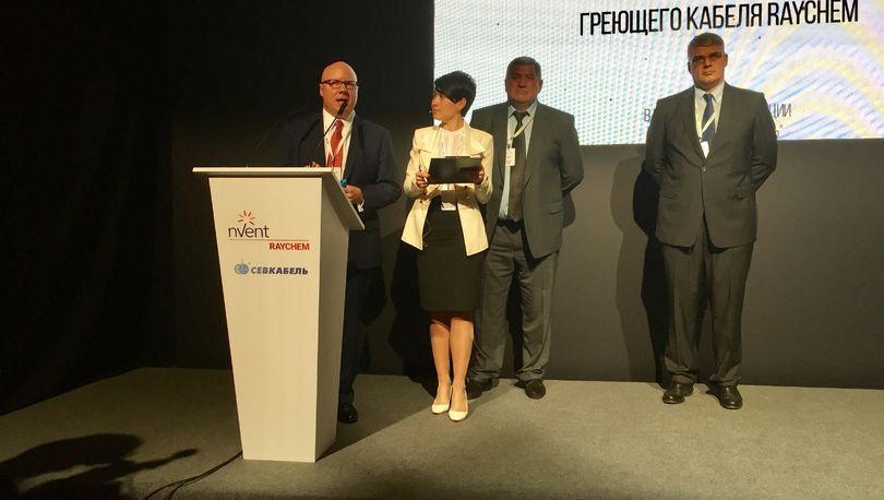 Компания nVent открыла производство греющих кабелей в России