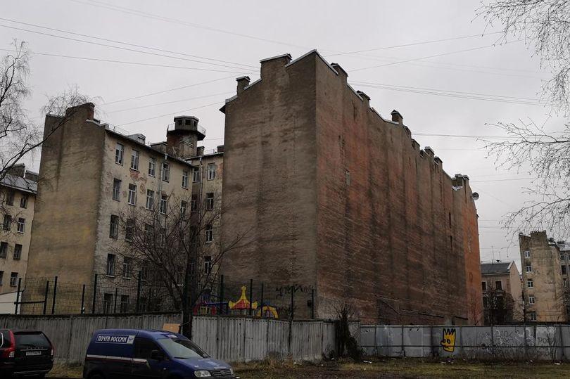 Дом Чубакова