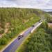 Дорожный ремонт в области набирает обороты
