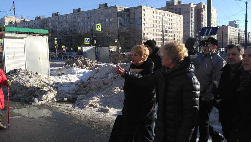 Светлана Калинина, ОНФ