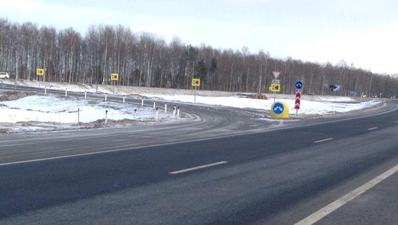51 км Мурманского шоссе