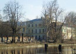 Больница Ижорских Адмиралтейских заводов