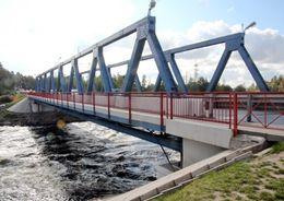 В Лосево построят новый мост через Вуоксу