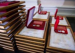 Победителям конкурса российских строителей «Строймастер - 2014» вручили награды