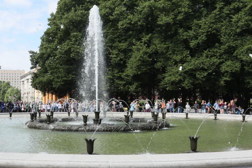 фонтан «Слава»