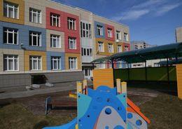 В Приморском районе заработал новый детсад на 220 мест