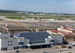Росавиация просит ограничить застройку в районе аэропорта Пулково