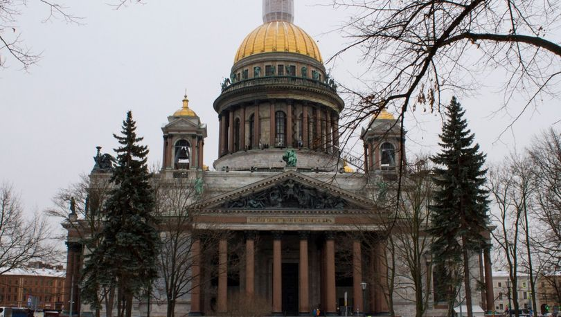 Полтавченко подтвердил передачу Исаакиевского собора РПЦ