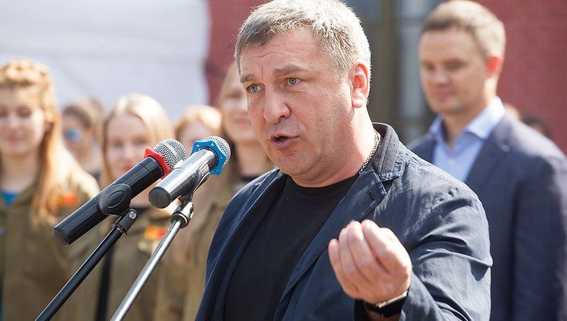 Албин поручил максимально сохранить присутствие субподрядных организаций на «Зенит - Арене»