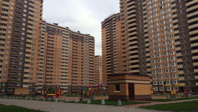 Четыре корпуса ЖК «Кантемировский» готовят к вводу