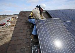 В РФ построено более 80 энергоэффективных домов