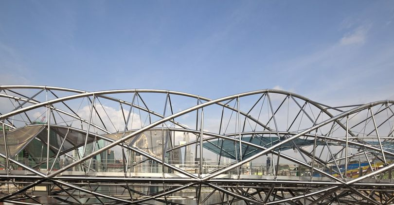 Минстрой: Алюминий конкурентный материал при строительстве мостов