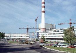 На ЛАЭС снижена мощность двух энергоблоков
