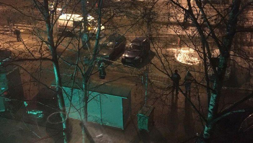 На Маршала Жукова из зоны прорыва эвакуировали машины