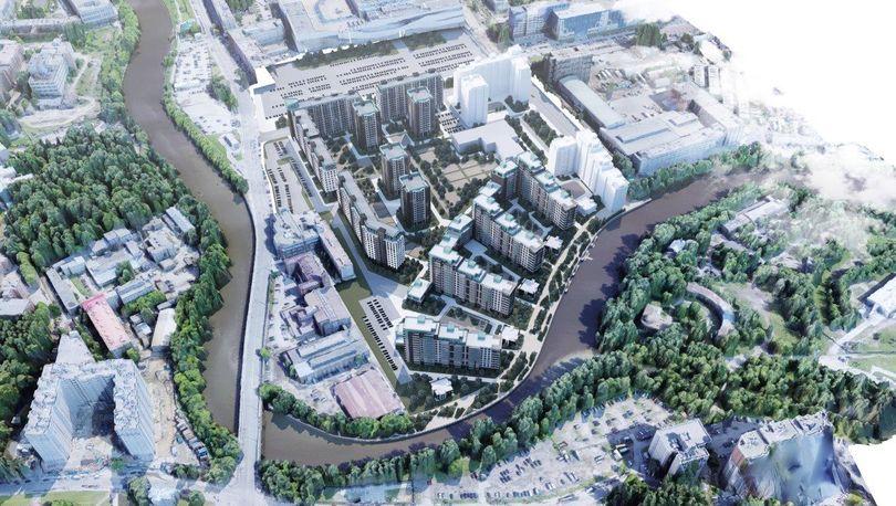 Bonava возведет в Петербурге энергоэффективный жилой комплекс