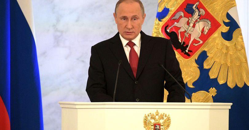 Владимир Путин: Целенаправленно меняем структуру экономики