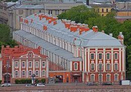 Тендер на реставрацию зданий СПбГУ вновь приостановлен