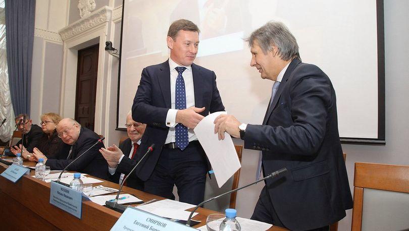 Ленобласть и СПбГАСУ подписали соглашение о сотрудничестве