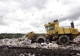 Helector-Aktor может пересмотреть проект мусороперерабатывающего завода в Левашово