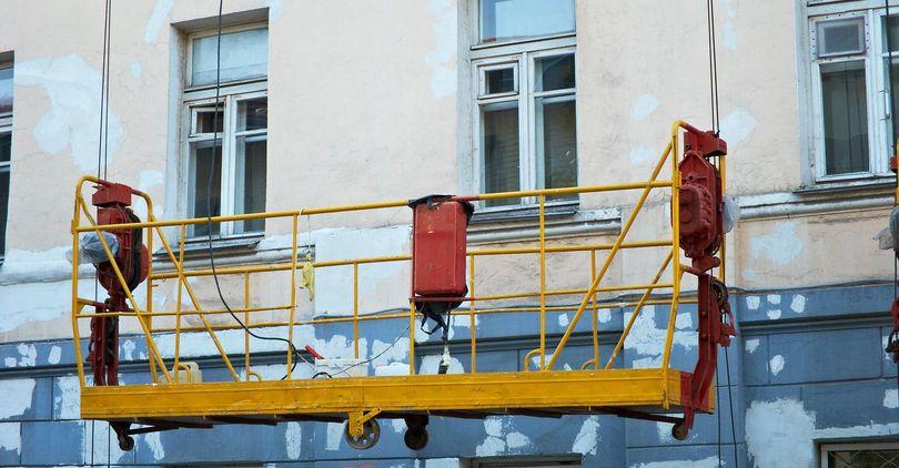 Капремонт жилых зданий в 2016 году в Петербурге выполнен на 98%
