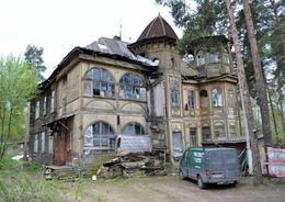 Дача Н.М.Кочкина