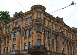 дом Лихачева