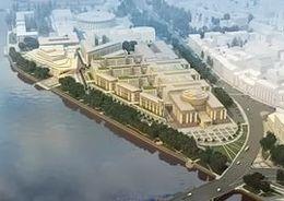 Архитектор Судебного квартала в Петербурге пока не утвержден