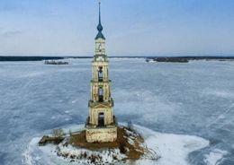 Колокольня Николаевского собора
