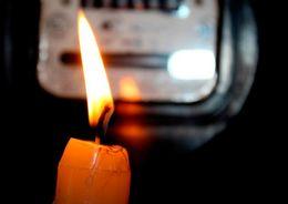 В трех районах Петербурга нет электричества