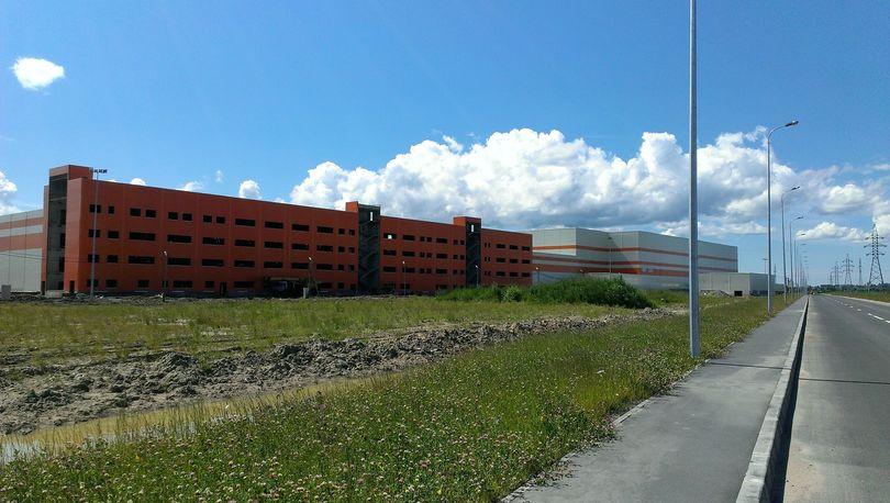 Индустриальный парк Марьино