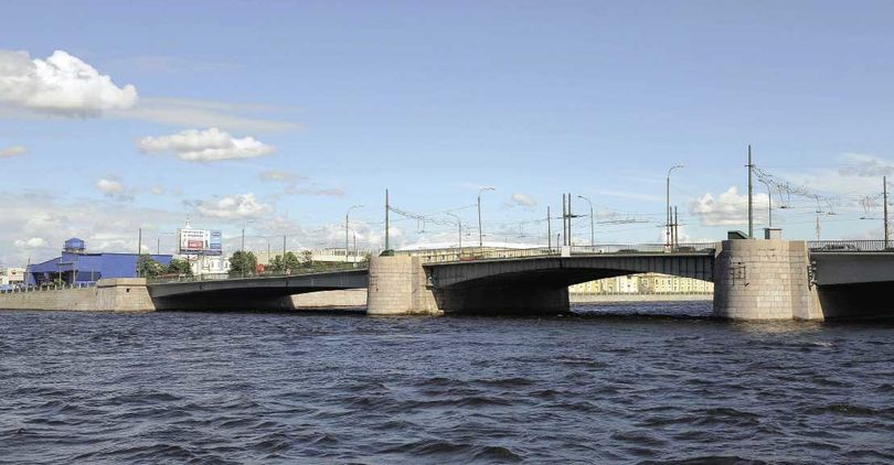 Тучков мост закроют по ночам