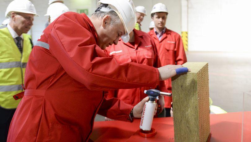 Продукция выборгского завода Rockwool будет использоваться при реализации программы капремонта