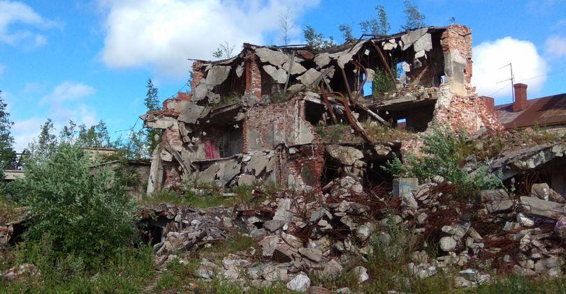 Квартал Солберга вВыборге восстановят к 2020-ому