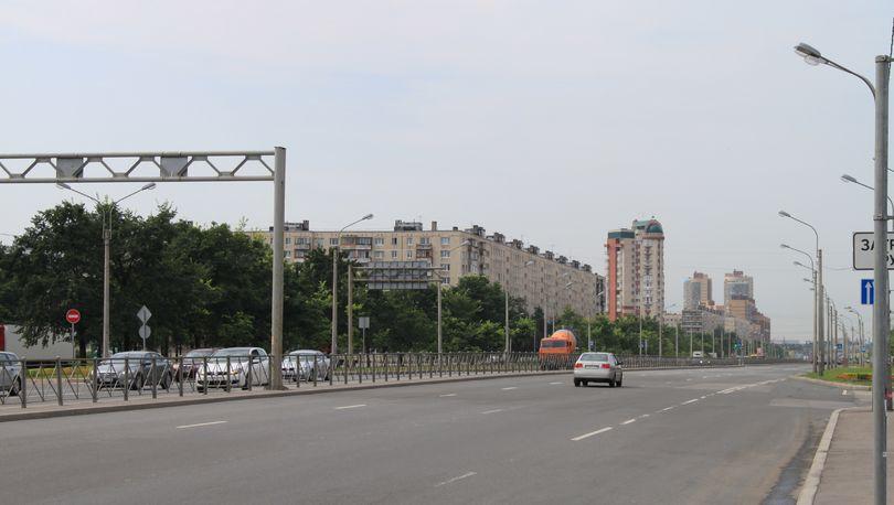 Дунайский проспект отремонтируют