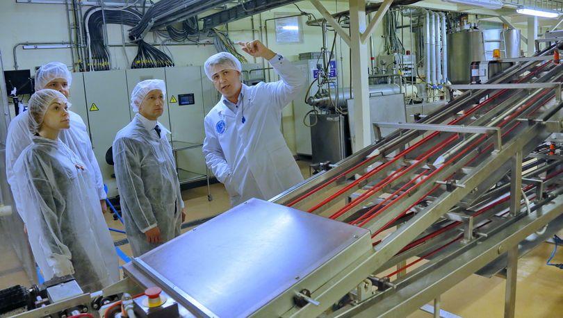 Кондитерскую фабрику под Новгородом купили американцы