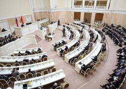 Депутаты Петербурга поддержали поправки в проект бюджета