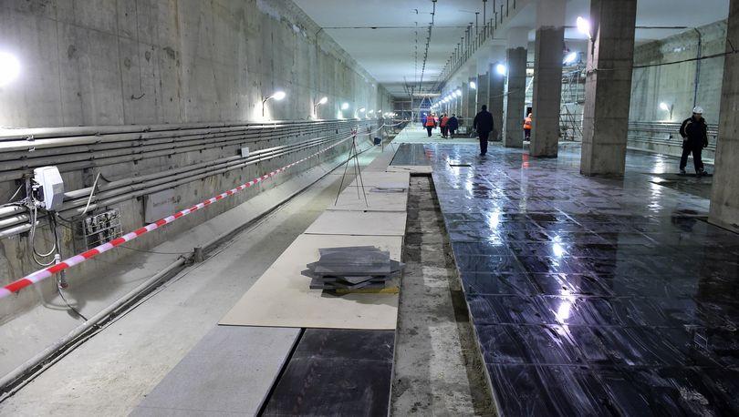 За пять лет в России построили лишь треть из планируемых станций метро
