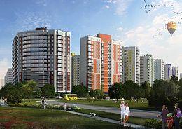 В Мурино возобновилось строительство ЖК « Цвета радуги»
