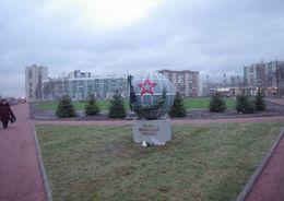 В Невском районе заложили Аллею Славы