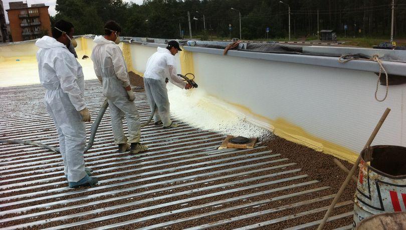 Конкурсы на ремонт крыш отменили из-за утеплителя