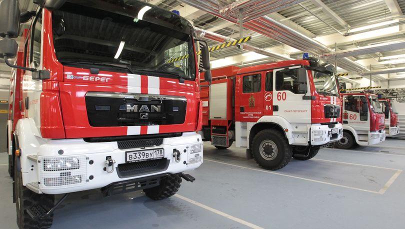В Сясьстрое построят пожарное депо
