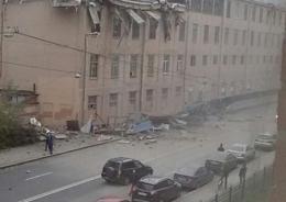 Дом на Большом Сампсониевском мог рухнуть по вине подрядчика