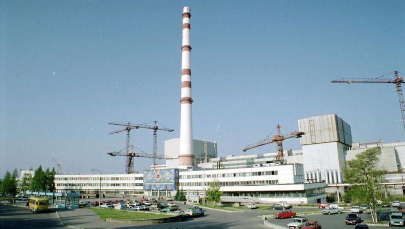 На ЛАЭС снижена мощность 1-го энергоблока