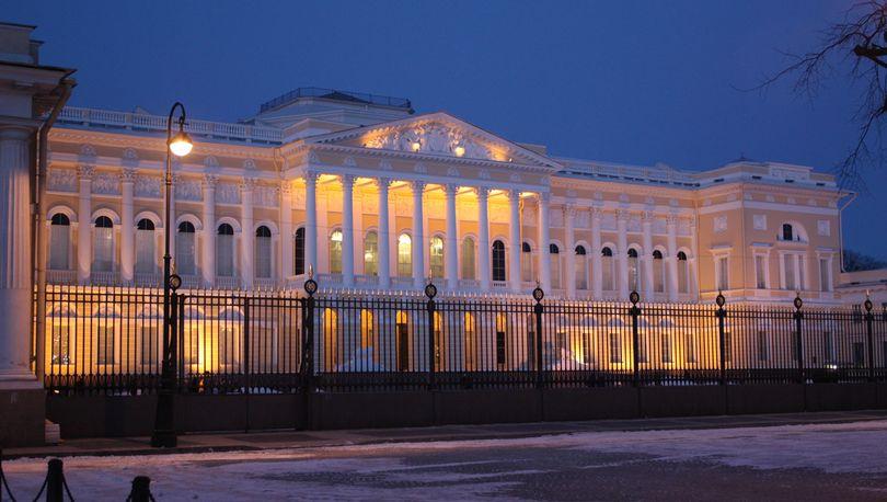 Концепцию реконструкции Русского музея представят на Совете по сохранению культурного наследия