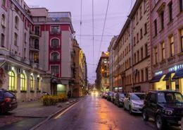 улица Бармалеева