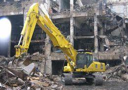 Рынок демонтажа в Петербурге просел на 40%