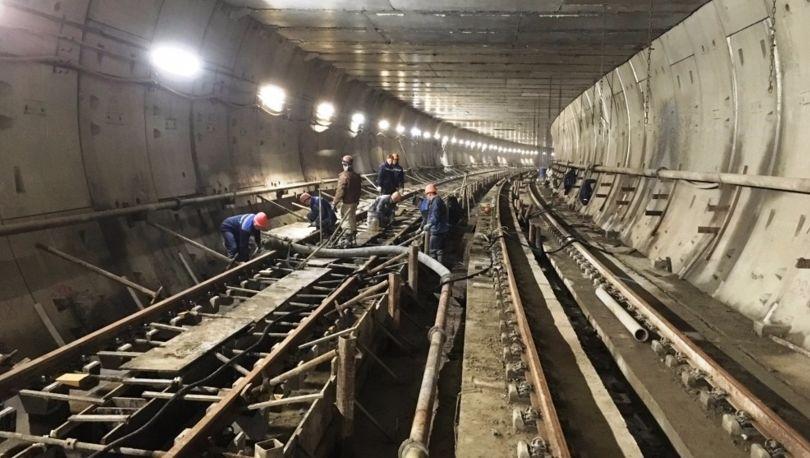 Петербургское метро может уйти под воду