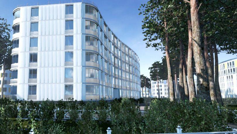 Seven Suns Development построит в Дюнах парк отдыха