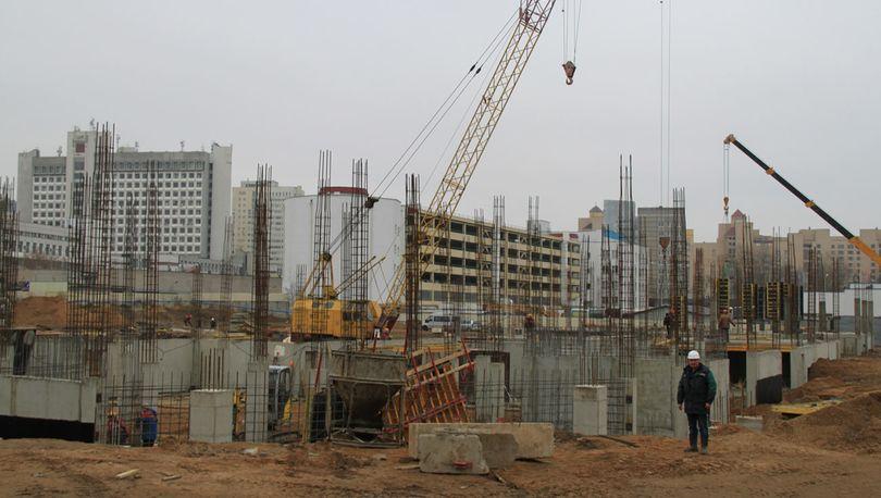 Растёт спрос на первичном рынке жилья