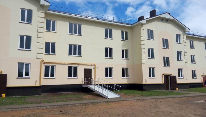 Активисты ОНФ в Ленобласти осмотрели дом для переселенцев в Сясьстрое